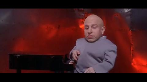 Austin Powers The Spy Who Shagged Me - skunk in scott's bed