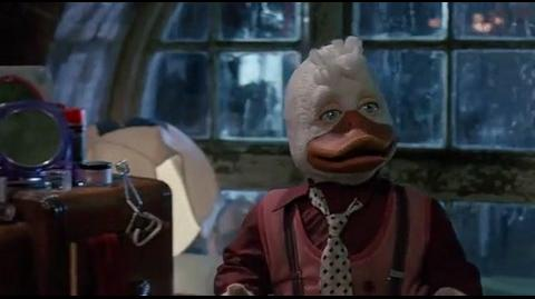 Howard the Duck - Howard's story Part 2
