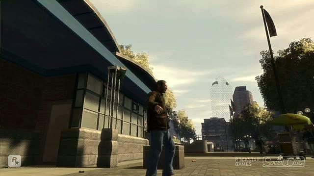 Grand Theft Auto IV PC Games Trailer - Get Sprunk