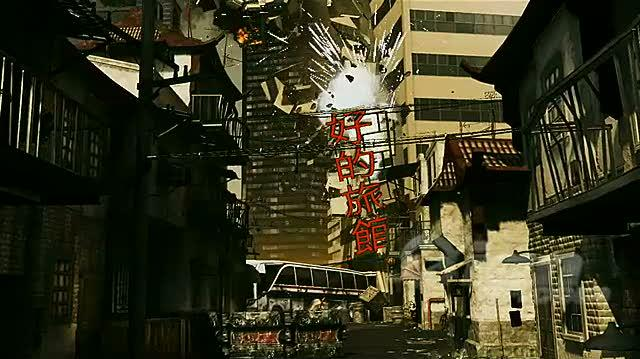 Army of Two The 40th Day Xbox 360 Trailer - War Trailer
