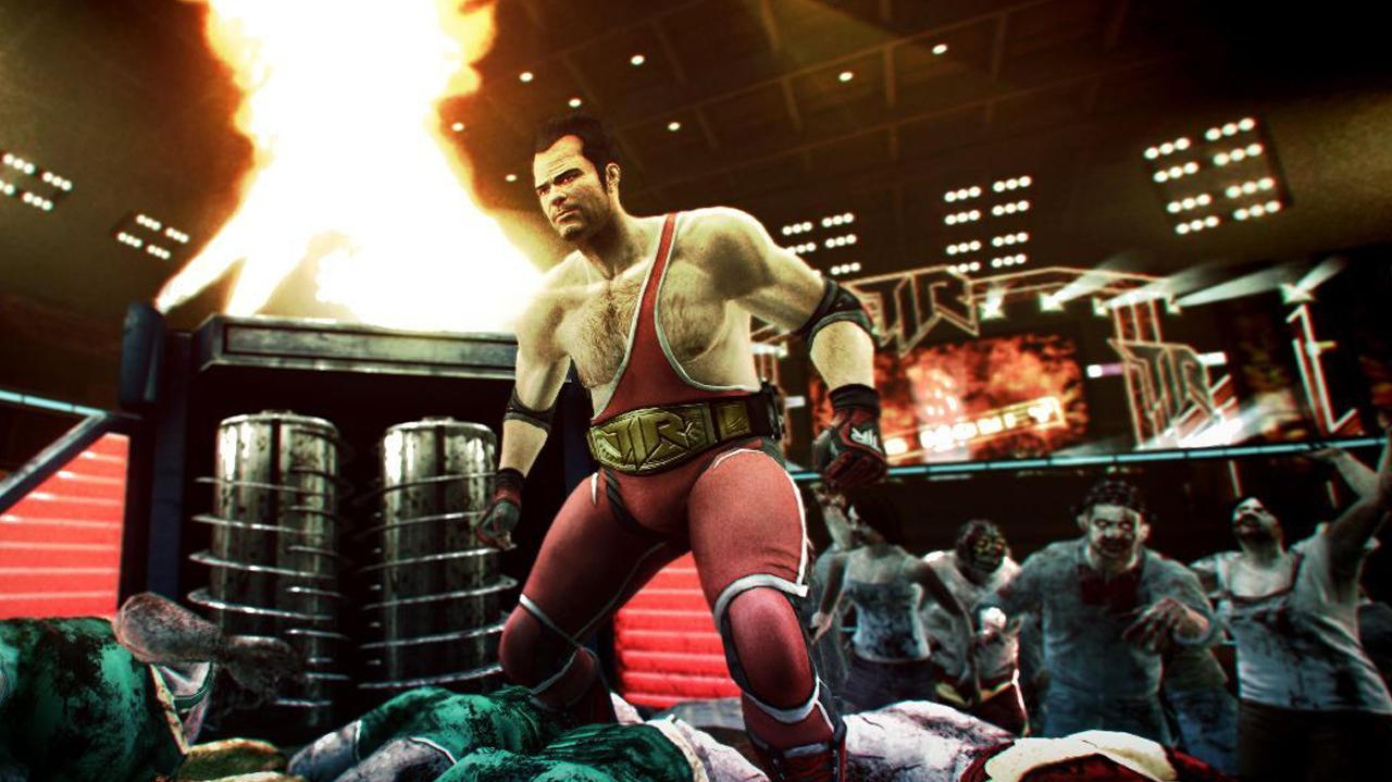 Dead Rising 2 Off the Record Developer Interview
