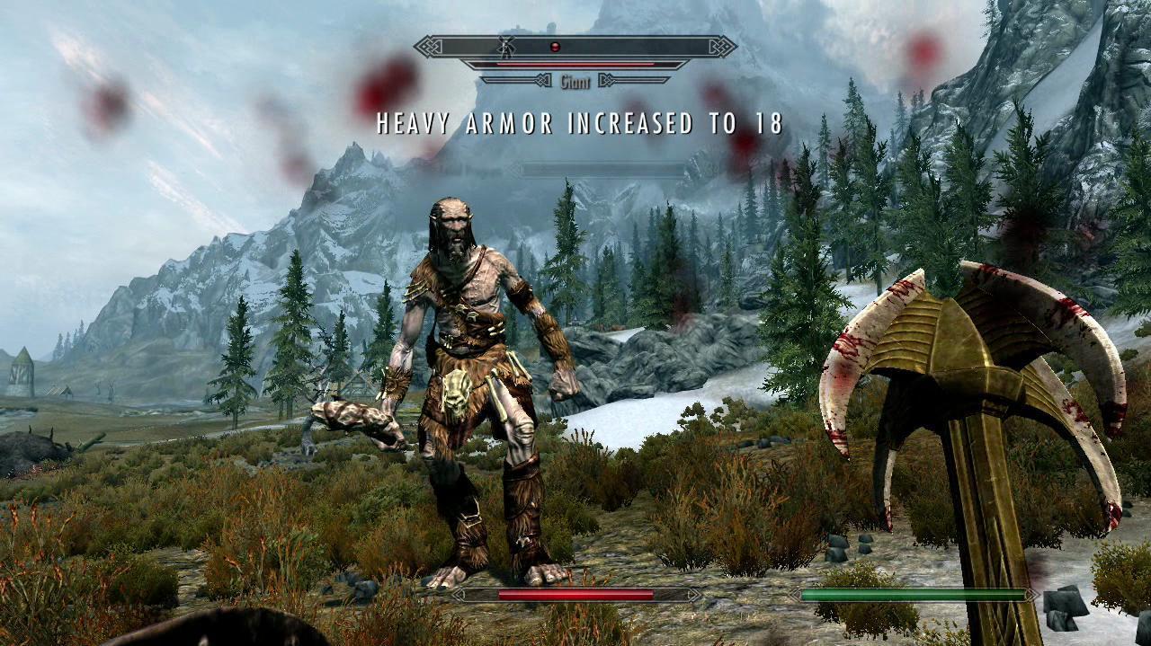 The Elder Scrolls V Skyrim - Demo część 3