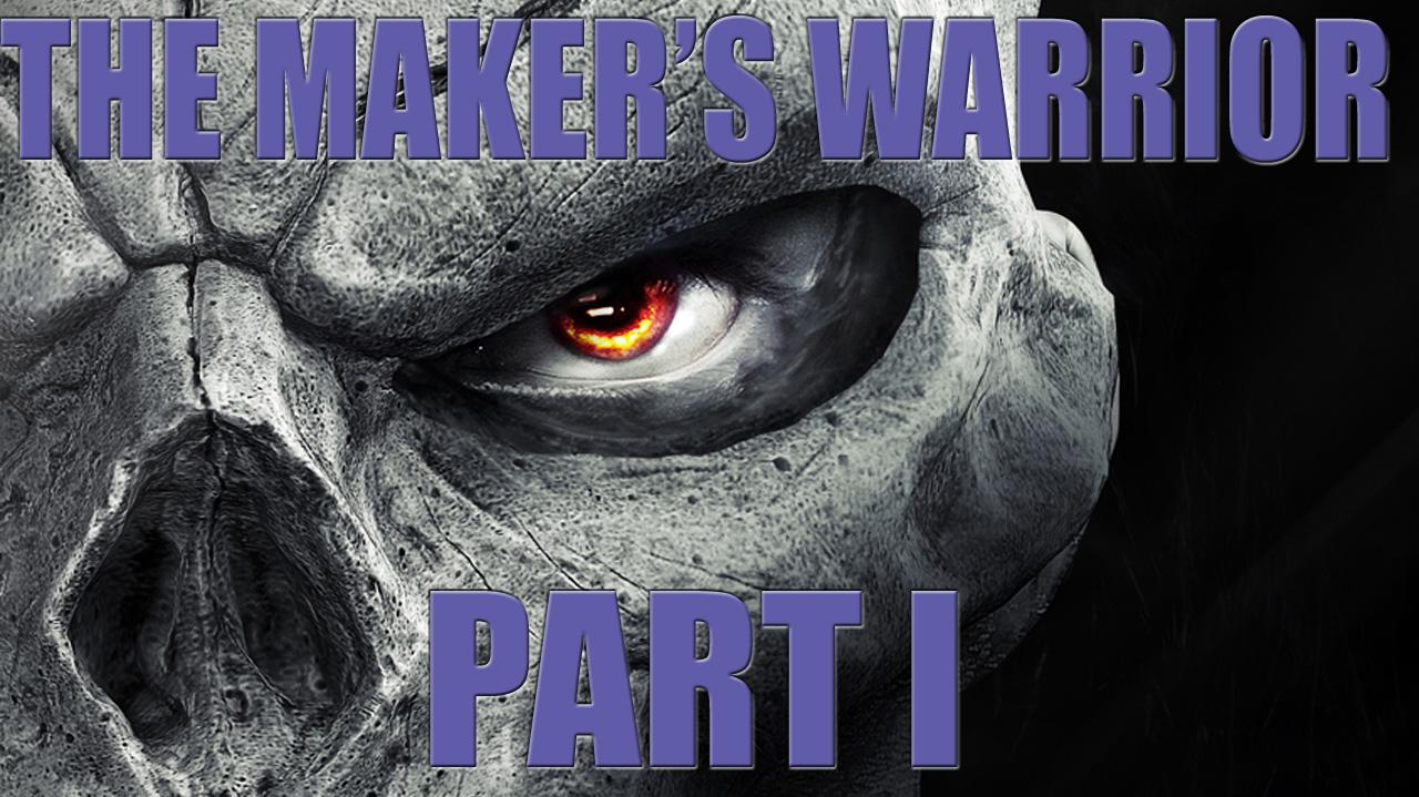 Darksiders II - Thane's Side Quests The Maker's Warrior - Part 1