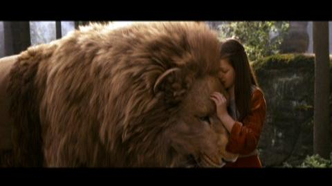 The Chronicles of Narnia Prince Caspian (2008) - Clip Magical forest, pre