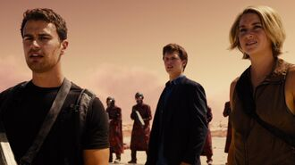 The Divergent Series Allegiant - Trailer 1