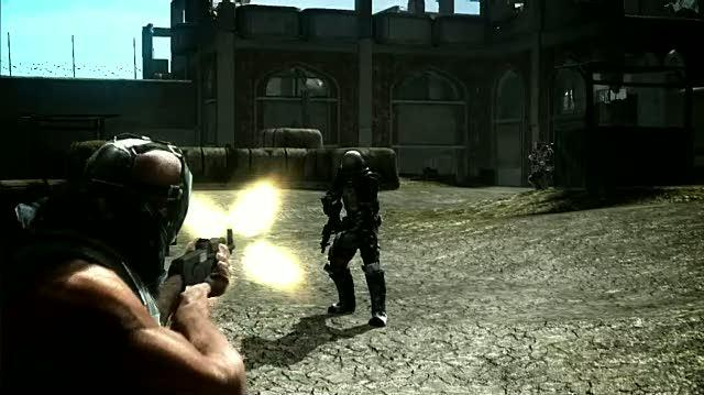 Army of Two Xbox 360 Trailer - Multiplayer Trailer (HD)