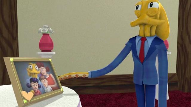 Octodad Dadliest Catch E3 2013 Trailer