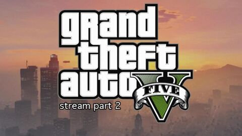 Grand Theft Auto V - Announcement Trailer Livestream 2