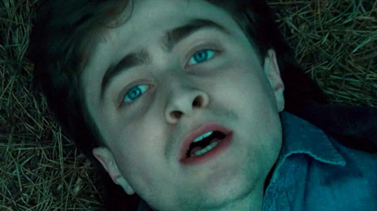 Harry Potter and The Deathly Hallows Part 1 Movie - First TV Spot