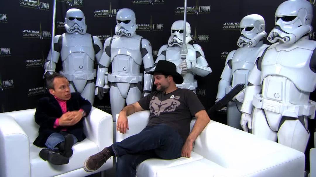 Star Wars Celebration Europe Dave Filoni Interview