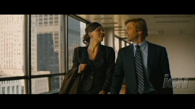The Dark Knight Movie Clip - If You're Not Getting Shot...