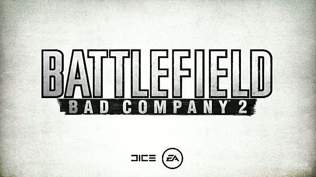 Battlefield Bad Company 2 Xbox 360 Trailer - Beta Announcement Trailer