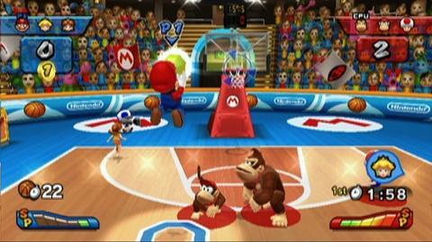 Mario Sports Mix (VG) (2011) - Teaser trailer