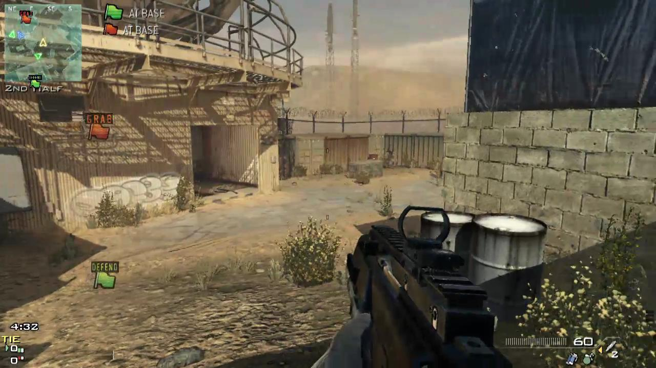 Call of Duty Modern Warfare 3 - CTF Dome Delta Force