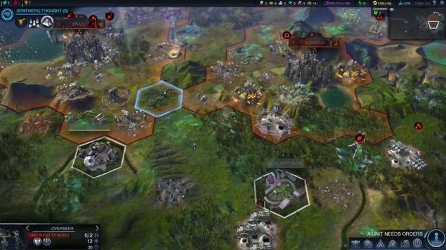 Civilization Beyond Earth - Affinities Super Walkthrough