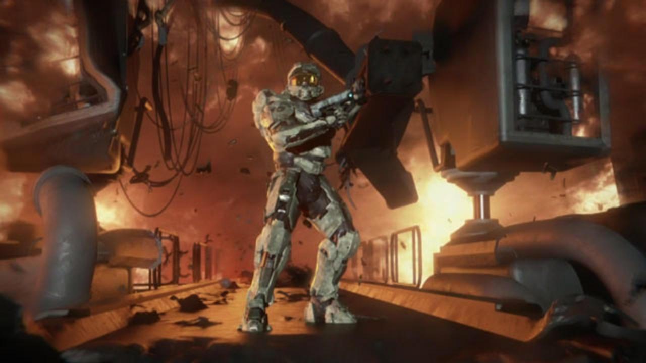 E3 2011 Halo 4 E3 Teaser Trailer