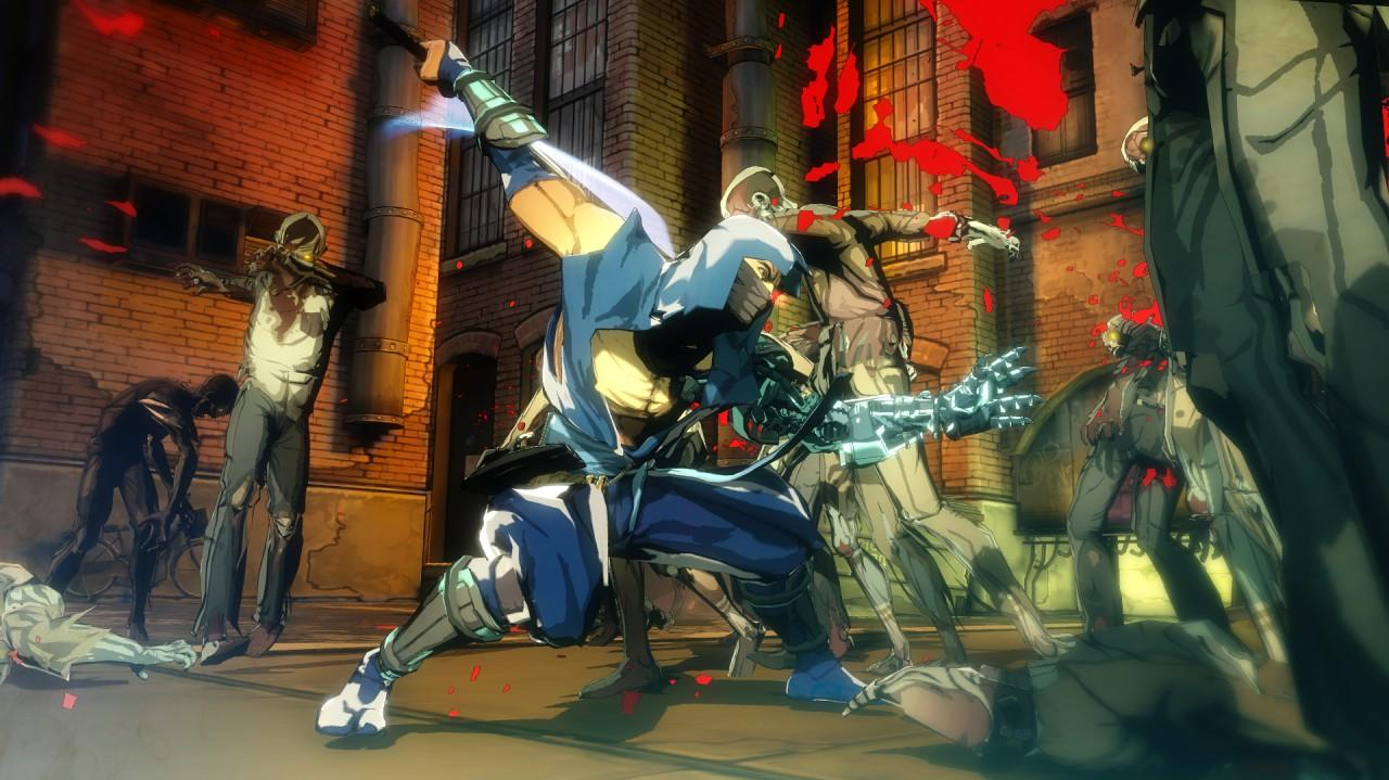 Yaiba Ninja Gaiden Z - Bloody Beginnings Developer Diary