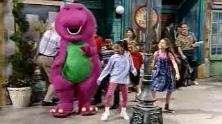 Barney Walk Around The Block