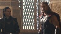 "Thor The Dark World - ""Thor Battles Guards"" Clip"