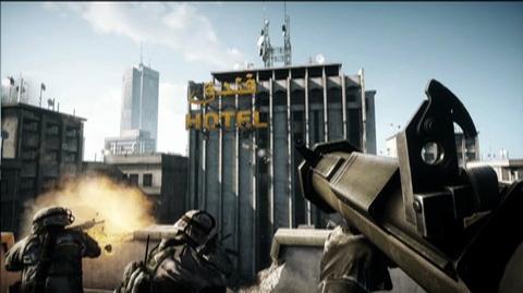 Battlefield 3 (2011) - My Life gameplay trailer