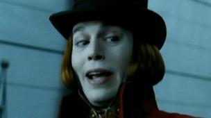 Charlie and the Chocolate Factory (2005) - Clip I Don't Care