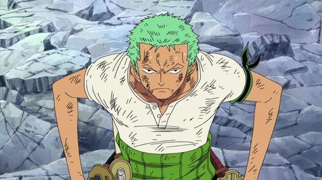 File One Piece - Episode 376 - It Repels Everything! Kuma's Paw-Paw Power!