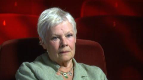 "Quantum of Solace (2008) - Interview Dame Judi Dench ""On working with Daniel Craig"""