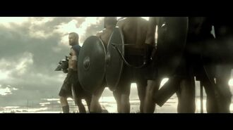 """300 Rise of an Empire - """"Seize Your Glory"""" Clip"""