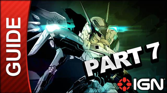 Zone of the Enders HD Walkthrough - Part 7