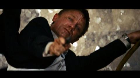 Quantum of Solace (2008) - Open-ended Trailer 2