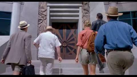 Jurassic Park - Going to the museum