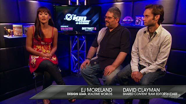 APB rumored Video - E3 2009 APB Demo Part 1