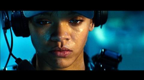Battleship (2012) - Clip Raikes Targets An Alien With The Deck Gun