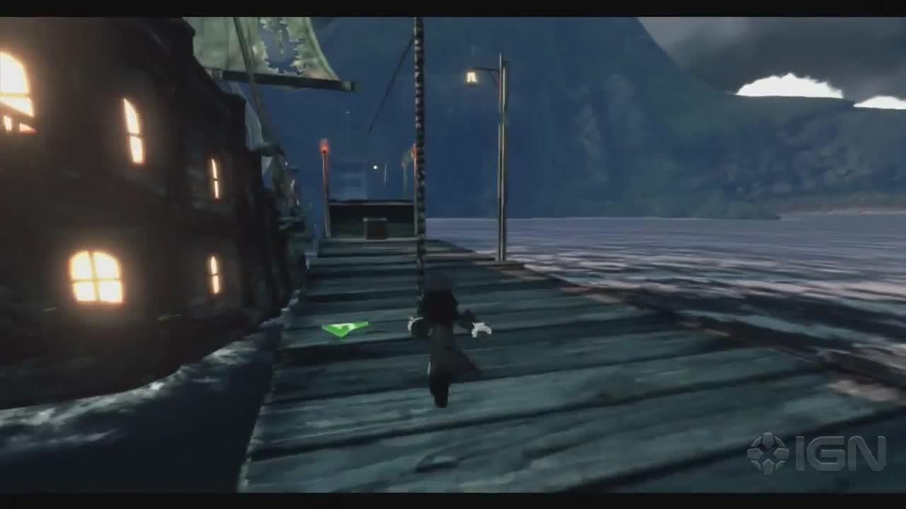 Disney Infinity Walkthrough - Pirates of the Carribean Find Tia Dalma
