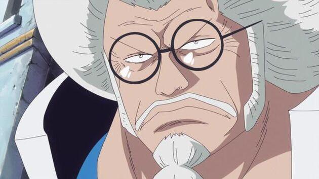 File One Piece - Episode 743 - Men's Pride! Luffy vs