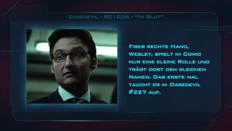 "Fan Brain Daredevil S01E04 - ""Im Blut"""