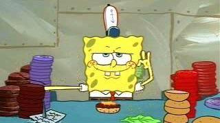 Spongebob Squarepants Bikini Bottom Bash