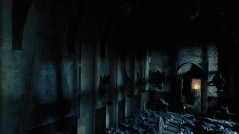 Harry Potter and the Prisoner of Azkaban - The castle is secure