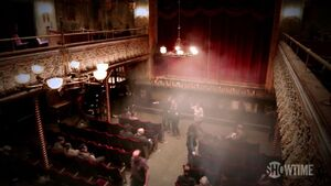 Penny Dreadful Behind-the-Scenes - The Grand Guignol
