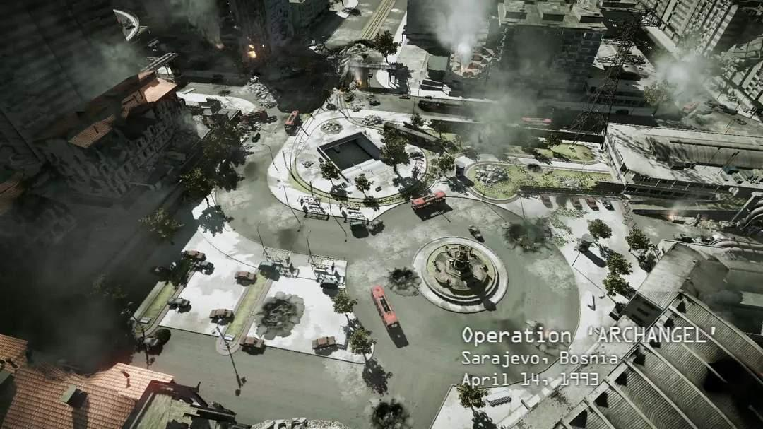 Sniper Ghost Warrior 2 Sarajevo Combat Trailer