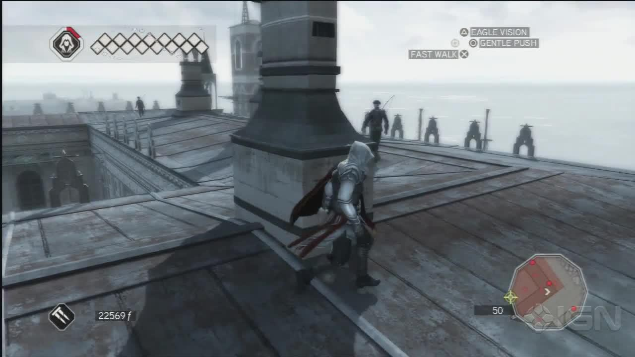 Assassins Creed 2 - Assassinating Carlo - Gameplay