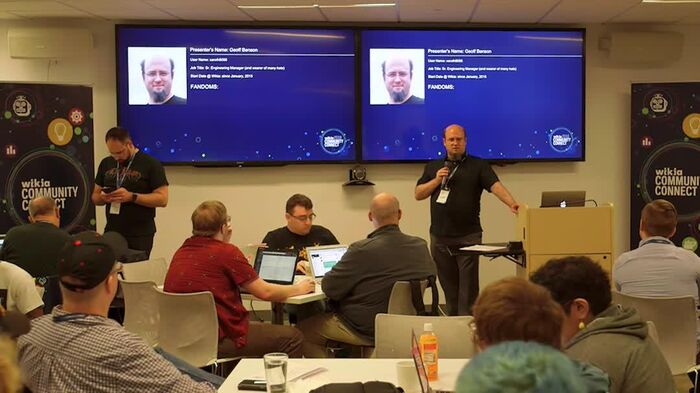 Community Connect 2016 Content Understanding and Contribution