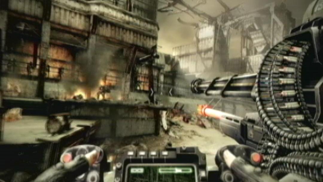 Killzone 3 Walkthrough Sawn Off Trophy
