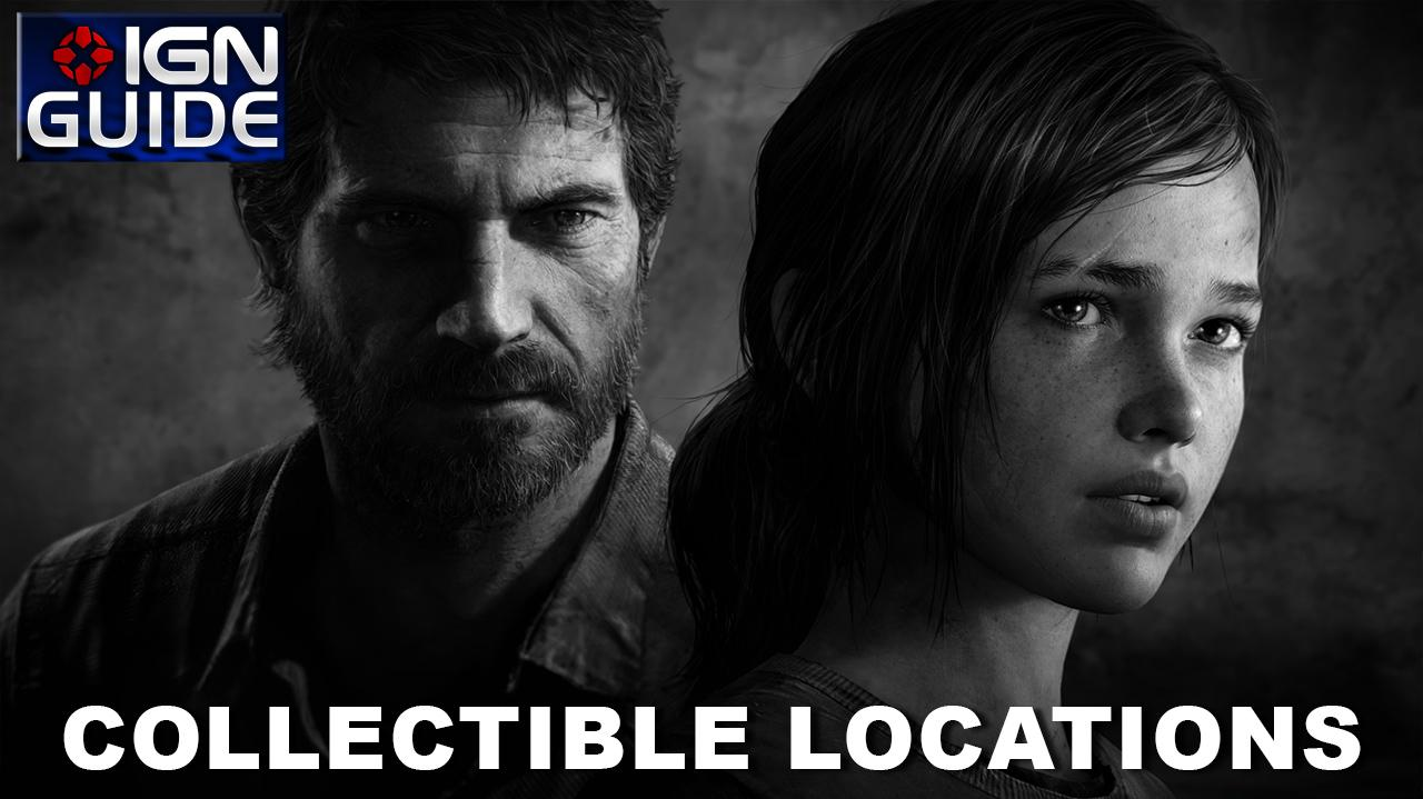 The Last of Us Walkthrough - ALL Collectible Locations Lakeside Resort