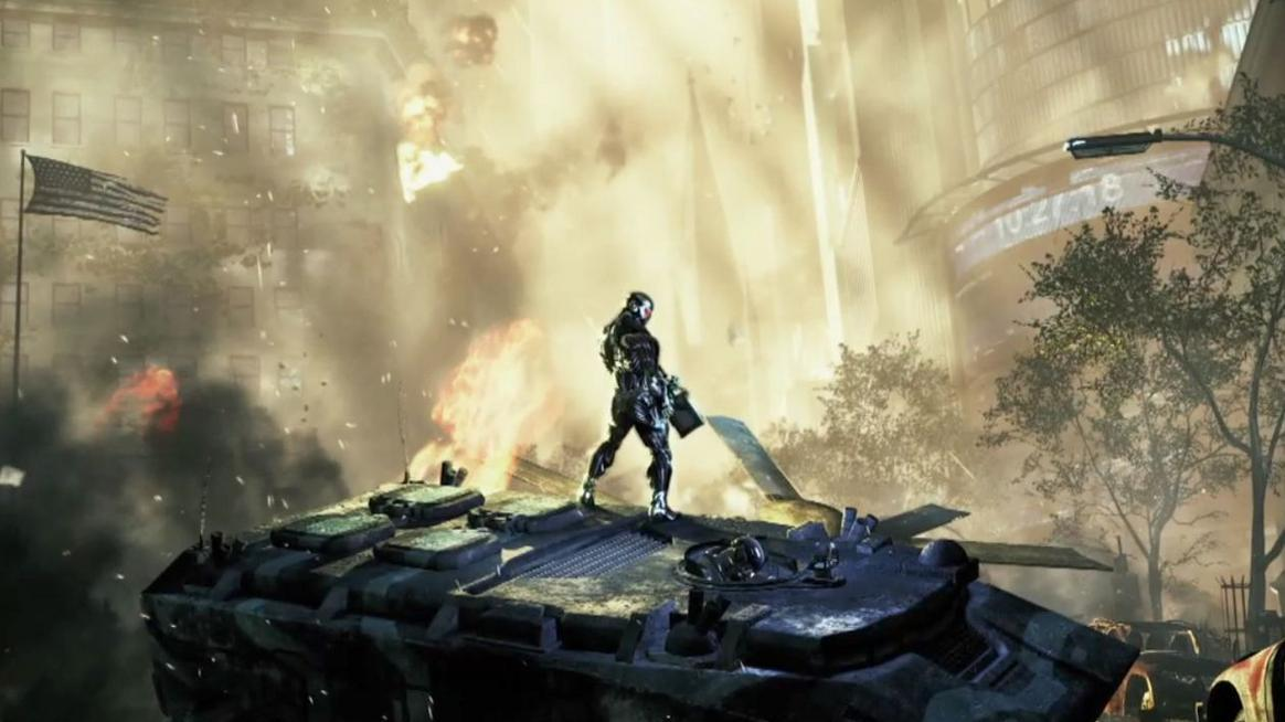 Crysis 2 - Launch Trailer