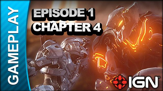 Halo 4 - Spartan Ops Legendary Playthrough - Episode 1 - Chapter 4