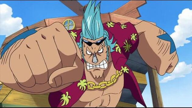 One Piece - Episode 321 - The King of Animals That Overlooks the Sea! The Dream Ship Magnificently Completed!