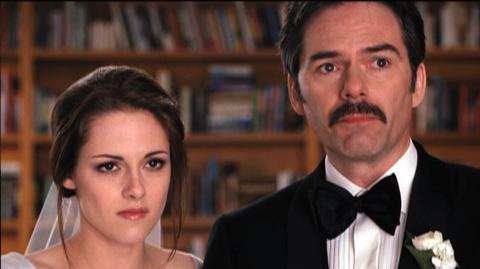 The Twilight Saga Breaking Dawn - Part 1 (2011) - Featurette Sneak Peak - Wedding Event