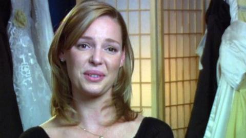 "27 Dresses (2008) - Interview Katherine Heigl ""On her favorite dresses"""