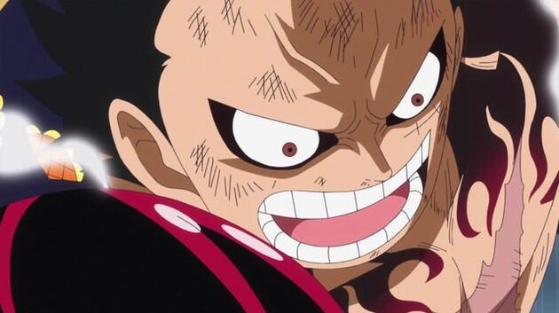 File One Piece - Episode 728 - Luffy! An All-Out Leo Bazooka!
